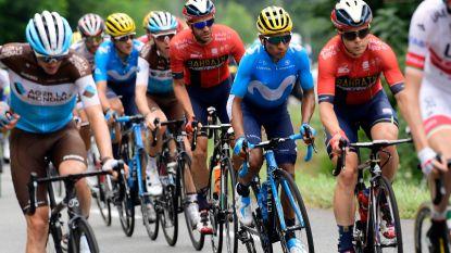 LIVE TOUR. Quintana trekt ten aanval, Belgen schieten tekort op nationale feestdag