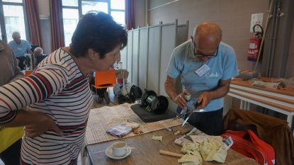 Repair café in De Zilverberg