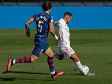 Fitte Hazard na prachtig doelpunt: 'Ik hoop jullie snel te zien'