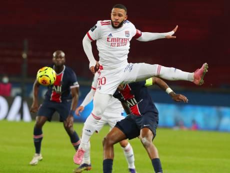 Memphis Depay vier jaar in Frankrijk: alleen Mbappé bij meer goals betrokken