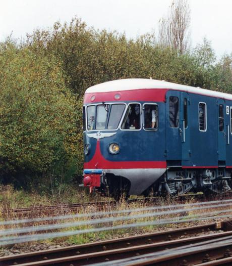 Historische trein De Blauwe Engel komt langs Zwolle en Deventer