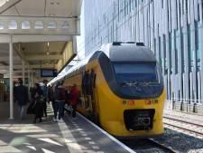 Geen treinen tussen Leiden en Alphen van 8 tot en met 14 februari