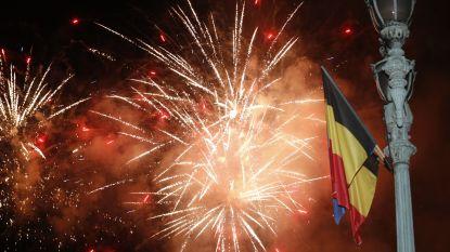 Knallende afsluiter nationale feestdag