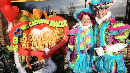"""PRINSENVERKIEZING. Belleman Nico en Bellevraa Katleen: """"Carnaval is een volksfeest voor iedereen"""""""