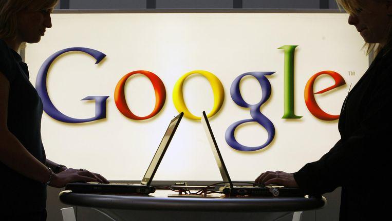 Google. Beeld ap