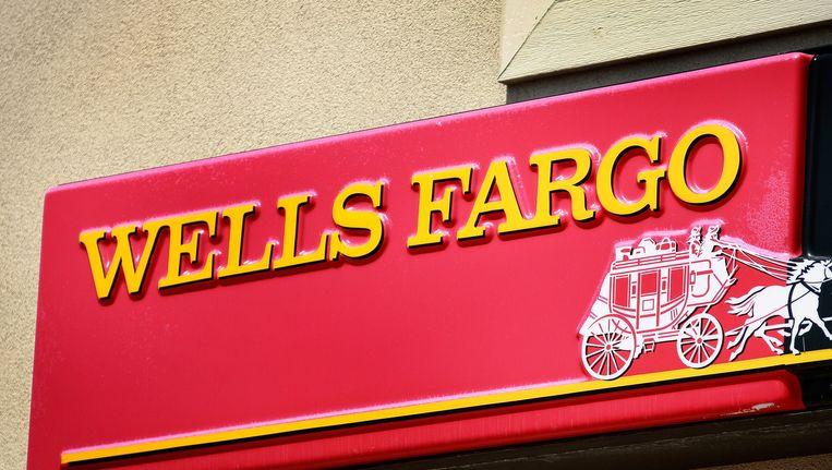 Wells Fargo. Beeld afp