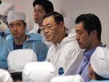 Oud-directeur centrale Fukushima overleden aan kanker