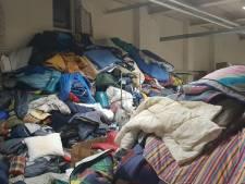 Tukkers doneren massaal aan Stichting Sheltersuit: eerste lading onderweg