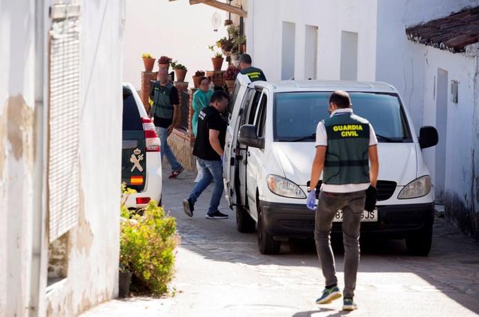 Le corps de la victime a été retrouvé à son domicile de Tolox, près de Malaga.