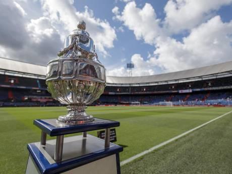 KNVB-bekerwedstrijden met amateurs naar december, eredivisie vrouwen stilgelegd