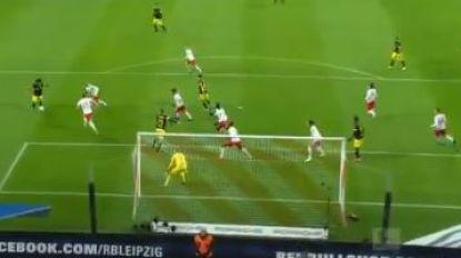 VIDEO. Axel Witsel matchwinnaar bij Dortmund in topper tegen Leipzig: Rode Duivel bezorgt Borussen volle buit met deze gewéldige treffer