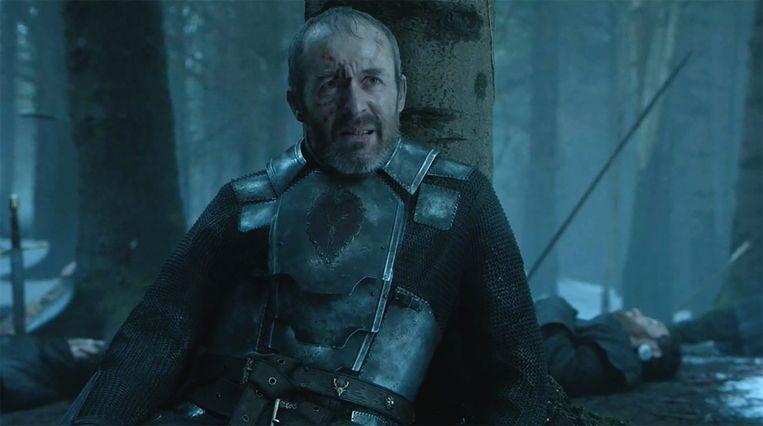 Stannis ziet het niet meer zitten. Beeld HBO