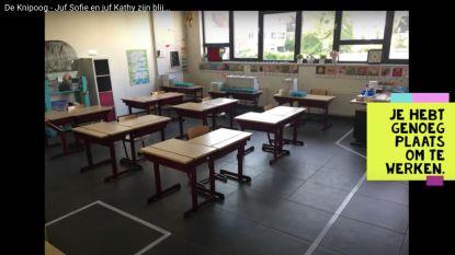 Scholen verspreiden filmpjes om te informeren over hoe 'eerste' schooldag zal verlopen