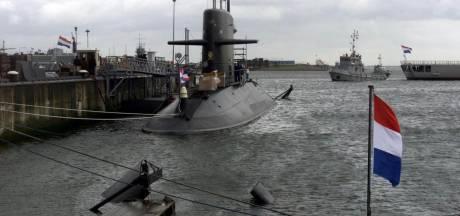 Kampen viert 75 jaar vrijheid met een marineshow