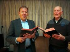 Robijnen jubilarissen bij Schola Cantorum in Stiphout