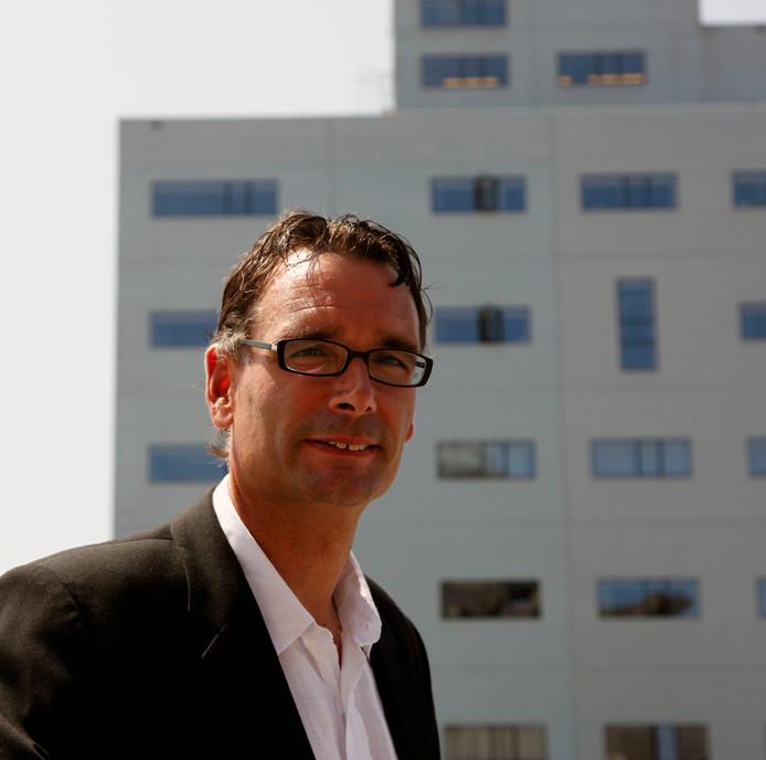 Wethouder Frank van Hulle.