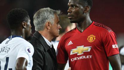 """FT buitenland. """"Mourinho vertelt spelersgroep dat Pogba nóóit nog aanvoerdersband zal dragen"""""""