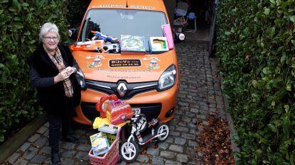 BiJeVa laat 100 kansarme kinderen genieten op kerstfeest