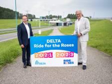 DELTA opnieuw drie jaar hoofdsponsor  Ride for the Roses in Zeeland