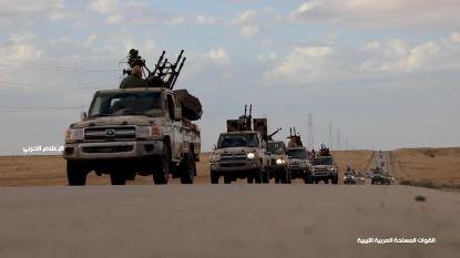 Libische regeringstroepen heroveren belangrijke stad