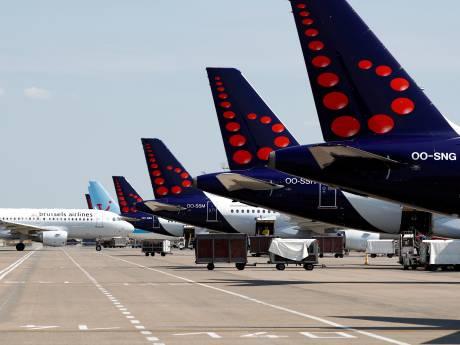 """Lufthansa va réduire sa flotte: des """"restructurations intensifiées"""" chez Brussels Airlines"""
