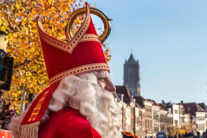 Welkom Sinterklaasje!