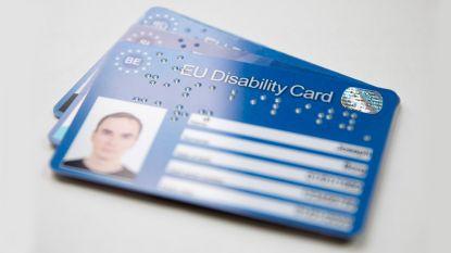 Wevelgem pakt uit met European Disability Card