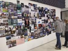 Dieven stelen fotodoeken van Fotofestival Schiedam