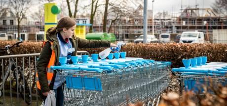Zorgen om aangeraakte winkelwagens: kan je hierdoor besmet raken?