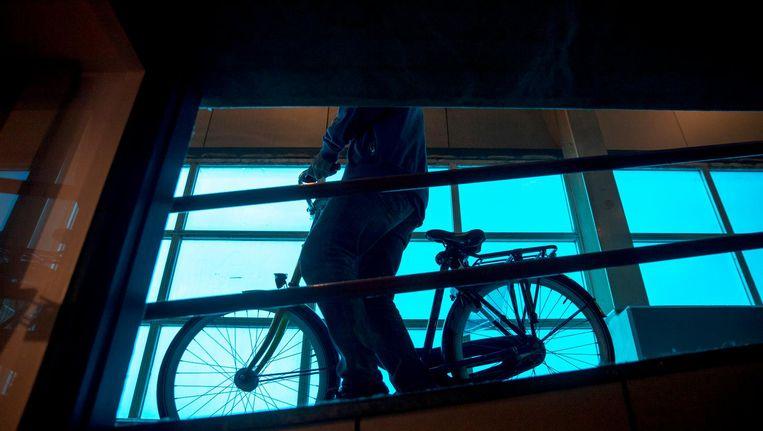 De man zag zijn eigen fiets op Facebook te koop staan Beeld anp