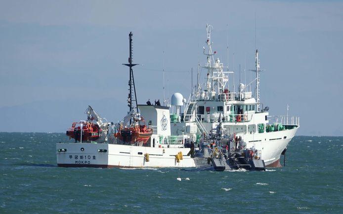 De 47-jarige functionaris die werkte voor het ministerie van Oceanen en Visserij verdween maandagmiddag van een inspectieschip terwijl hij dienstdeed in de buurt van het westelijke eiland Yeonpyeong.