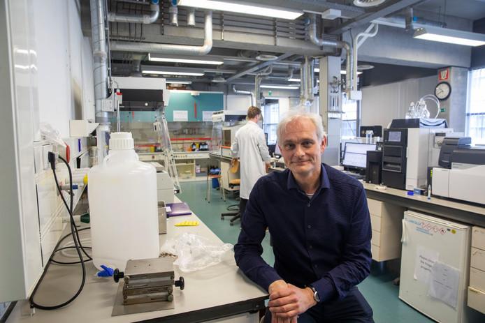 Jan van Hest maakt binnenkort deel uit van het genootschap van topwetenschappers KNAW.