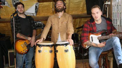Kempense band Stone Piler staat zaterdag op podium van Zaal Lux