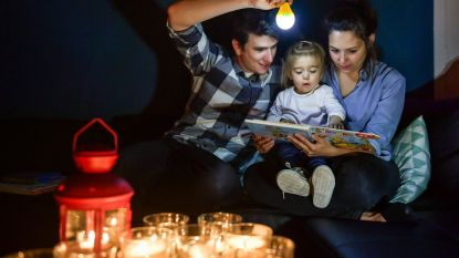 "Dit gezin test afschakelplan nu al uit: ""Het leven valt letterlijk stil"""