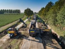 Schade op Schokkerringweg bij Nagele aanzienlijk groter dan verwacht