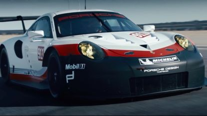 510pk en een topsnelheid van meer dan 300km/u. Tijd voor de supercar van Porsche
