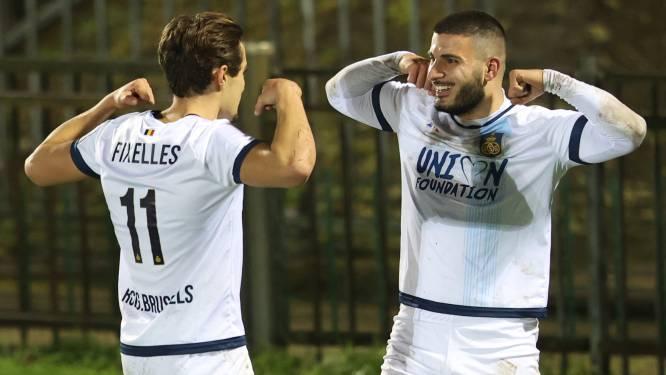 """Mathias Fixelles en Union beginnen goed aan de terugronde: """"Maar we speelden zeker geen grootse wedstrijd"""""""