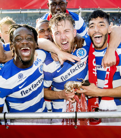 De Graafschap: absolute expert in nacompetitievoetbal
