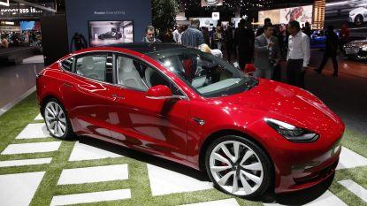 Goedkopere Tesla begin februari geleverd in Europa