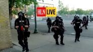 HLN LIVE. Journalist gearresteerd nadat hij geraakt wordt door rubberkogel tijdens protesten in VS
