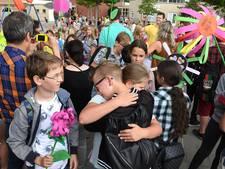 Veel vreugde en drukte tijdens laatste schoolweek