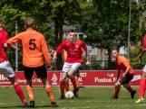 Madese Boys-aanvaller Björn de Bruijn wil nu wel scoren tegen NAC: 'De vorige keer schoot ik 'm richting mijn eigen achtertuin'