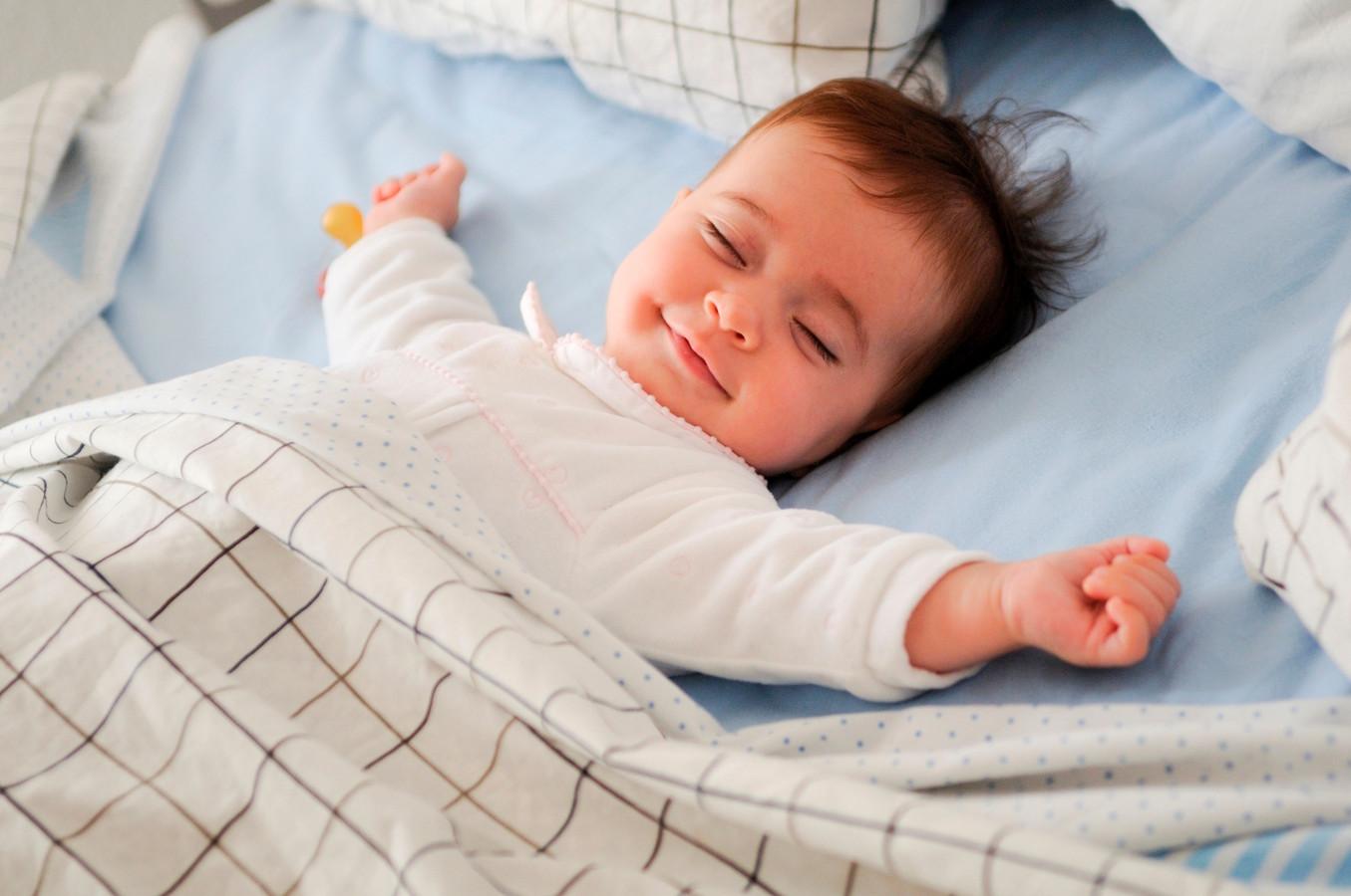 In babybedjes van de kinderopvang voldoet de luchtkwaliteit niet aan de normen.