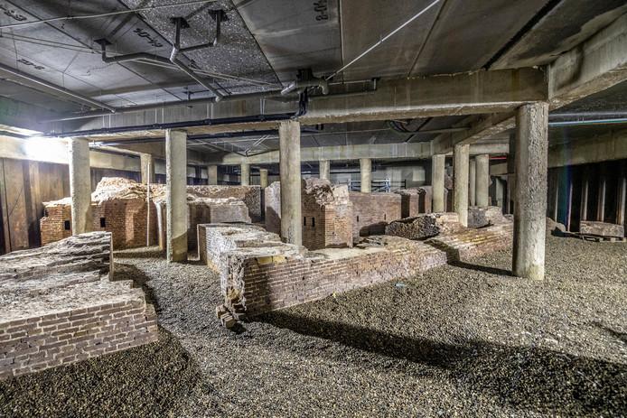 Welkom in de achttiende eeuw. Dit wordt de nieuwe, ondergrondse attractie van de stad Bergen op Zoom.