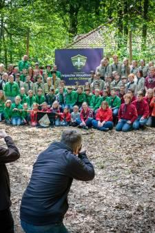 Velpsche Woudloopers eeuw actief in de bossen en dat moet gevierd worden