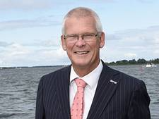 Zijspoor voor CU-wethouder  Jan Van Eijsden in Ermelo slaat in als bom