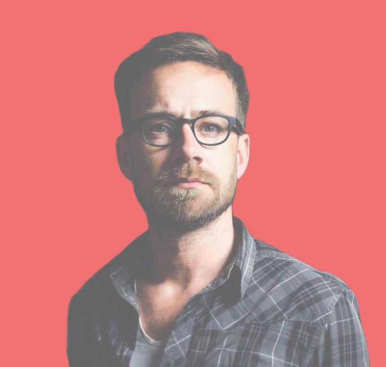 Rogier Hendriks is regisseur en ontwerper, hij deed al projecten voor FX Network en National Geographic. Beeld -