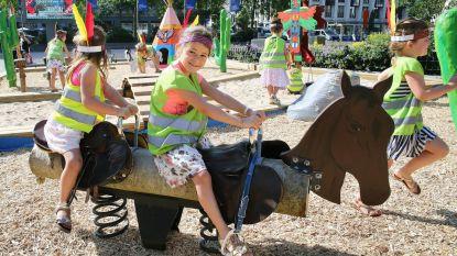 U verlangt al naar de zomer? Straks van één naar negen zomerspeelpleinen in Kortrijk