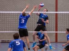 Jeroen Rijken uit Son: Van boomlange voetbalverdediger tot volleyballende middenblokkeerder