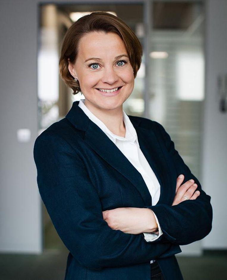 Erica Caluwaerts volgt bij Open Vld Philippe De Backer op in de gemeenteraad.